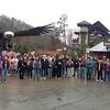 Smoky Mountain Coasterfest, held November 23, 2013, at Dollywood.<br /> Photo by Josh Herrington