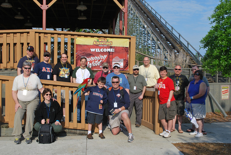 Running Wild, held April 2, 2011 at Wild Adventures.<br /> Photo by Micha Hogan