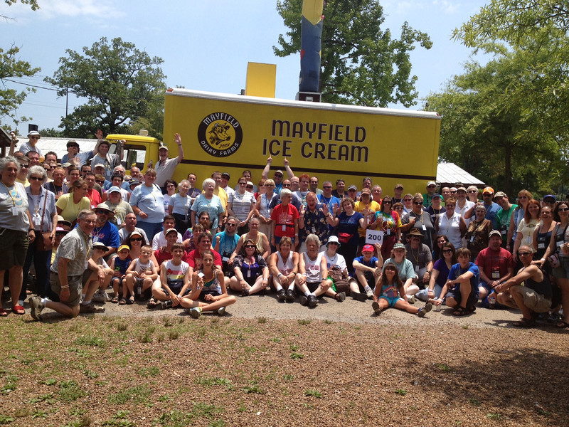 2012 Lake Winnepesaukah Regional Add-on day, held June 16.<br /> Photo by Sloan Rawhoof