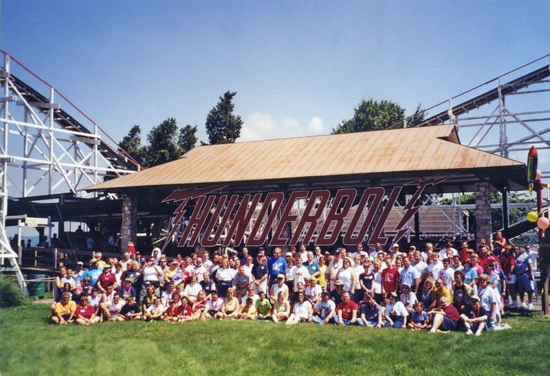 KennyKon XIV, held July 13, 2003, at Kennywood.<br /> Photo by Elaine Linkenheimer.