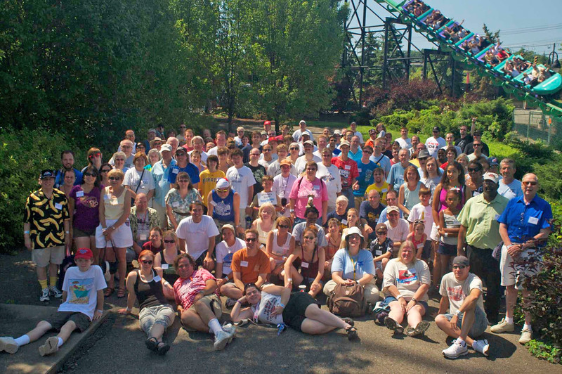 KennyKon 2011 held July 31, at Kennywood.<br /> Photo by Chase Fiore