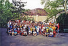 KennyKon XIII, held May 26, 2002, at Kennywood.<br /> Photo by Elaine Linkenheimer.