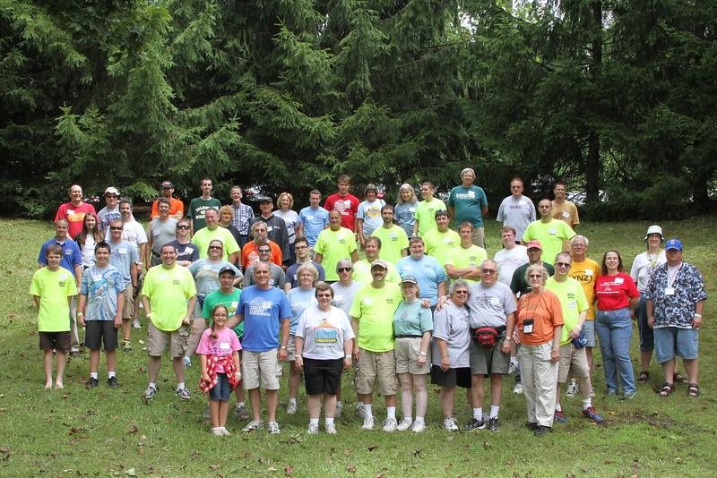ACE goes Idlewild II, held July 21, 2012, at Idlewild.<br /> Photo by Joel Brewton