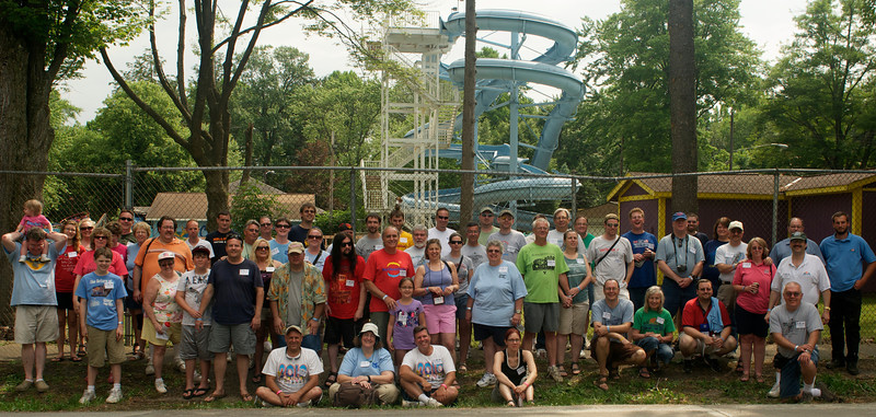 Blue Streak Blast, held June 11, 2011, at Conneaut Lake Park.<br /> Photo by Chase Fiore