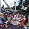 Coaster Quest 2000, held August 25–26, 2000, at Santa's Village and Six Flags Great America.<br /> Photo taken at Santa's Village, by S. Madonna Horcher.