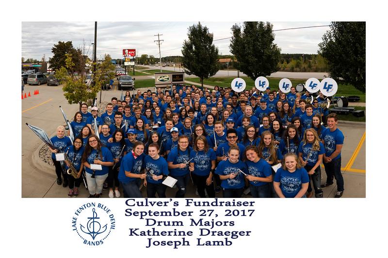 Annual Culver's Fundraiser