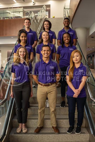 Academic Achievement Center Student Ambassadors