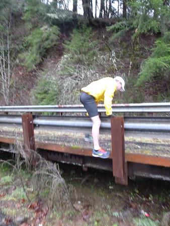 20130114 - Crown Zellerbach Trail Run