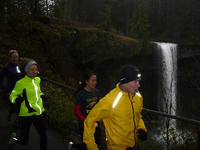 20130127 - Silver Falls Trail Run