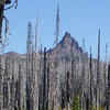 Three Fingered Jack from the Hwy 20 trailhead parking lot