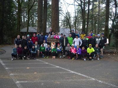 20131128 - Tryon Creek Thanksgiving