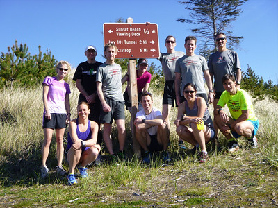 20140413 - Fort to Sea Trail Run