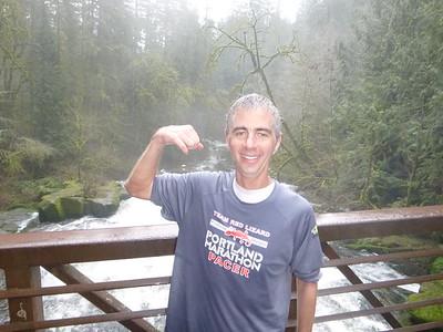 20150124 - Lacamas Trail Run