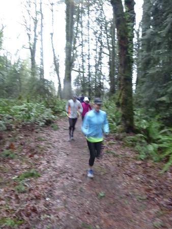 20160116 - Oxbow Park Trail Run
