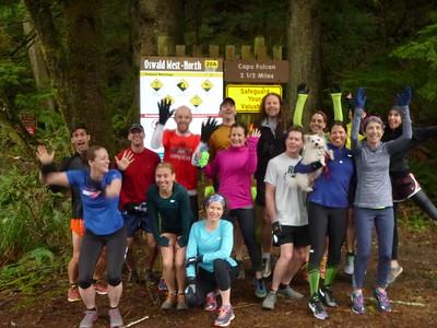 20160206 - Oswald West Trail Run