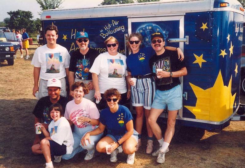 "1989 - ""Rise 'N Shine"" Crew"