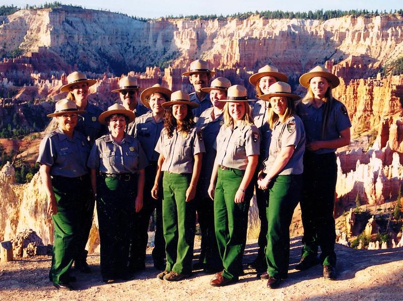 2003 - Bryce Canyon VUAs