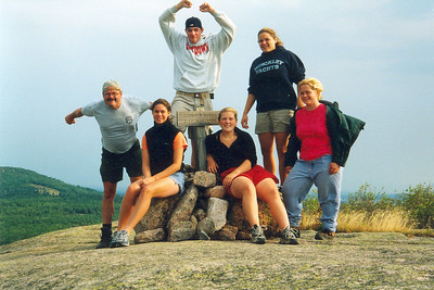 2001 - Acadia Youth Conservation Corps