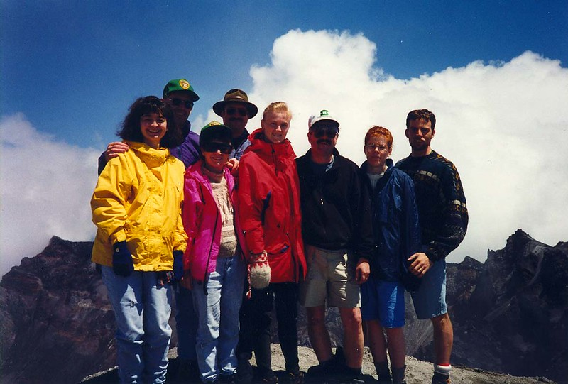 1995 - Mount St Helens