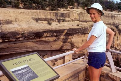 1974_06 Bonnie Lee Black At Mesa Verde