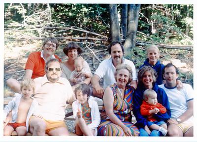 1975 Ricca's & Bonnie Black2