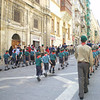 Marching up..heading to Castille...our final destination
