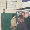 Training Commissioner from IHQ viewing the photos..
