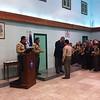 David Darmanin receiving the Medal of Merit
