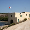 Police station on Comino