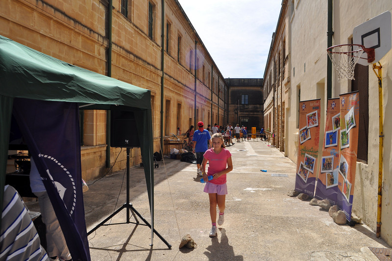 Sliema Scouts area during the SEPTA Fair