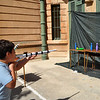 St Edward's students take aim..