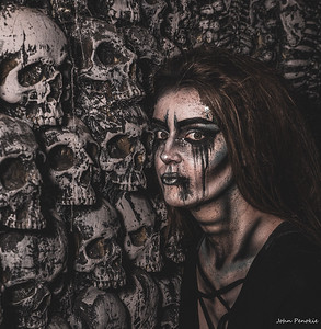Event: Monsters Model Motars (MMM) 2019 Model: Nikki Castle / Tietz FX: Clerra Oshefsky FX: Alicia O'Donnell MUA: Self Hair: Self   Photographer: John Penokie / EyeOnYouPhotos.com