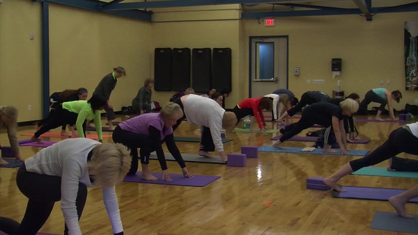 Beginner Yoga Katy YMCA