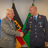 COS Commendation Award ceremony. On the 3rd Sept 2014. (NATO photo taken by Sgt. Emily Langer/DEU-Army)
