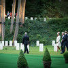 WW1 Centenary Commemoration in St Symphorien, Mons