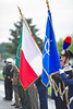 Welcome ceremony for the Polish ChoD at Supreme Headquarter Allied Power Europe. on the 29 June 2012. (NATO photo by Ger.Army Sgt. Emily Langer)
