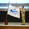 The Activation Ceremony for the newly created NATO Communication and Information Agency took place on Monday 02 July 2012 in the Alliance Auditorium, Supreme Headquarters Allied Powers Europe (SHAPE), on Friday 29 June 2012. (Photographer: SSgt Ian Houlding GBR A)