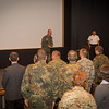 NCISG's Hail and Farewell. On the 28th of May 2014. SHAPE/Belgium. (NATO photo taken by Sgt. Emily Langer/DEU-Army)
