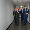 SACEUR, Adm. James Stavridis and Commander NSHQ, LT Gen. Frank Kisner during a tour at the new NATO Special Operations Headquarters building at SHAPE, Dec. 12, 2012. (NATO Photo by RNLAF Sgt Peter Buitenhuis)