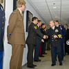SACEUR, Admiral James Stavridis meets NSHQ personnel after official opening of the new NATO Special Operations Headquarters building at SHAPE, Dec. 12, 2012. (NATO Photo by RNLAF Sgt Peter Buitenhuis)