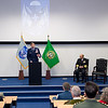 COM NSHQ, LT Gen. Frank Kisner gives opening remarks during opening ceremony at the new NATO Special Operations Headquarters building at SHAPE, Dec. 12, 2012. (NATO Photo by RNLAF Sgt Peter Buitenhuis)