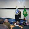 SACEUR, Admiral James Stavridis gives opening remarks during official opening of the new NATO Special Operations Headquarters building at SHAPE, Dec. 12, 2012. (NATO Photo by RNLAF Sgt Peter Buitenhuis)