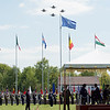 SACEUR Change Of Command