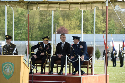 SACEUR Change of Command 2016