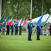 General Philip Breedlove, US Air Force, assumed command of Allied Command Operations from Admiral James Stavridis, U.S. Navy, at a change of command ceremony held at the Supreme Headquarters Allied Powers Europe on May 1, 2013. General Breedlove is the seventeenth American officer to hold this prestigious position of Supreme Allied Commander Europe.(NATO photo by Sgt Emily Langer GER Army)