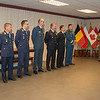 Supreme Allied Commander Europe, General Phil Breedlove, presenting award to 2013 Military Member of the year at Supreme Headquarters Allied Power Europe/Belgium on 16th of June 2014. (NATO photo by Sgt. Emily Langer/ DEU Army)