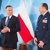 Polish President visit