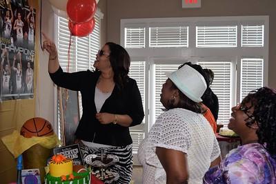 Jessica Davison's Farewell Party