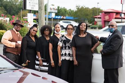 Memorial Service for Mrs. Susie Hamilton Ricketts