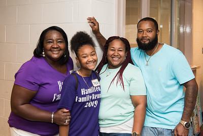 Hamilton Family Reunion 2019